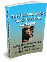 Simple-Fast-Article-Marketing