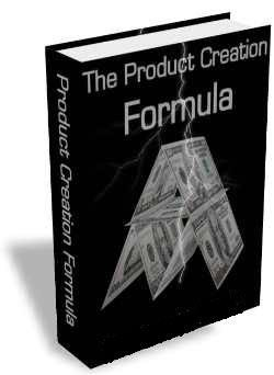 Product Creation Formula