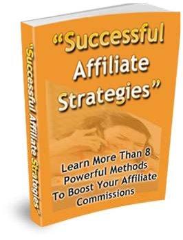 Successful Affiliate Strategies