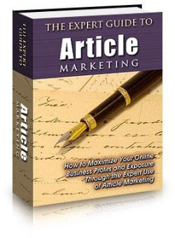 Expert Guide to Article Marketing